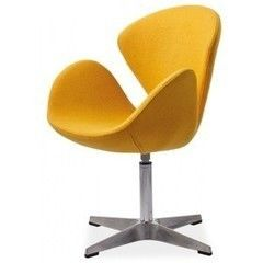 Кресло Signal Devon желтое
