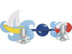 Детский светильник Nowodvorski 3665 Sailor