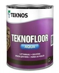 Краска Краска Teknos Teknofloor Aqua 1 (0.9 л)