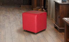 Пуфик Пуфик ZMF Кубик (красный)