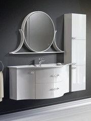 Мебель для ванной комнаты Belux Комплект мебели Версаль 1500