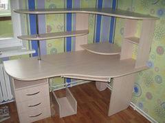 Письменный стол Лига мебели Вариант 60