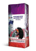 Штукатурка Штукатурка КрасносельскСтройматериалы № 234/37 (штукатурный раствор)