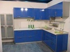 Кухня Кухня Алукар Пластик 2