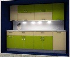 Кухня Кухня Мебельный конструктор Модель 49
