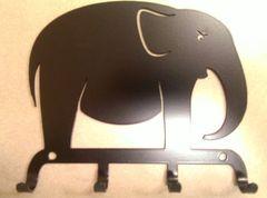 Полкодержатель, крючок Отис-сервис Крючок декоративный Слон