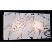 Настенно-потолочный светильник Евросвет 5188/2 хром