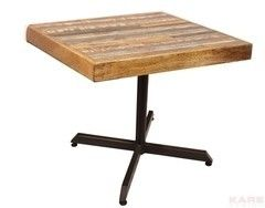 Журнальный столик Kare Table New Lyon Range 72x72cm 96239