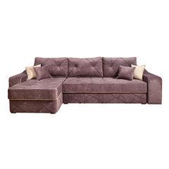 Диван Диван Калинковичский мебельный комбинат Нежность 2 угловой КМК 0606 Lion 08 кант Lion 03 (группа ткани 2)