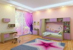 Детская комната Детская комната Феникс Улыбка комплект 2
