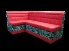 Кухонный уголок, диван Виктория Мебель Габо П 500