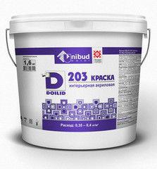 Краска Краска Doilid ВД–АК–203 (1л)