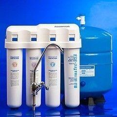 Фильтр для очистки воды Система очистки воды Аквафор ОСМО 50 к (4)