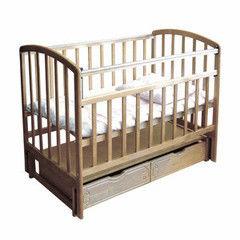 Детская кровать Кроватка Фея 313 Медовый