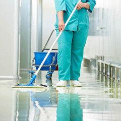 Услуга Поддерживающая уборка медицинского учреждения