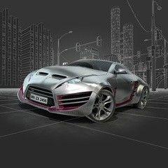 Фотообои Фотообои Vimala Дизайн автомобиля