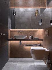 Дизайн ванной PuzzleHome Вариант 5