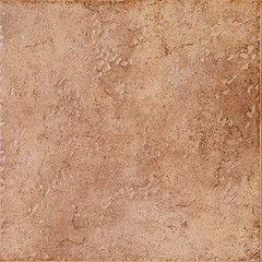 Плитка Плитка Inter Cerama Bari 35x35 Пол коричневый светлый 3535 07 031