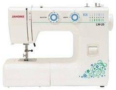 Швейная машина Швейная машина Janome LW-20