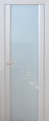 Межкомнатная дверь Межкомнатная дверь Юркас Модерн ДО (беленый дуб, сатинат) ПВХ