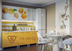 Кухня Кухня SV-Мебель Апельсины