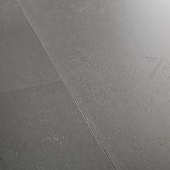 Виниловая плитка ПВХ Виниловая плитка ПВХ Quick-Step Ambient Rigid Click RAMCL40140 Шлифованный бетон серый