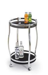 Сервировочный столик Сервировочный столик Signal Столик сервировочный Halmar Bar-8