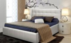 Кровать Кровать PUFF Скарлет