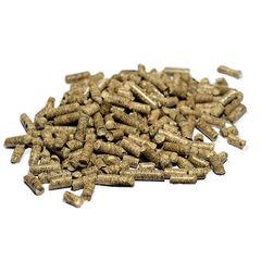 Топливо Пеллеты из льняной костры (10 кг)