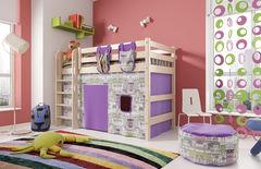 Детская кровать Детская кровать Мебельград Соня (вариант 5)