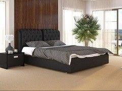 Кровать Кровать ORMATEK Como 5 180x200 (черный с белым)