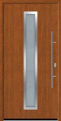 Входная дверь Входная дверь Hormann (Херман) Thermo65 700A, Decograin GoldenOak (золотой дуб), 720х1875 мм