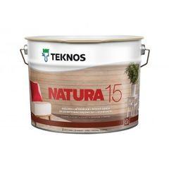 Лак Лак Teknos Natura 15 (9 л)