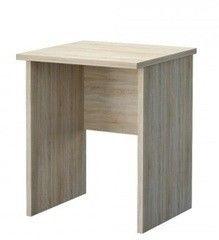 Письменный стол Мебель-Неман Домино Сонома ВК-04-33 (дуб Сонома)