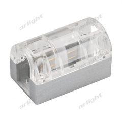 Декоративная светотехника Arlight Соединитель прямой ARL-CLEAR-U15-Line (26x15mm)