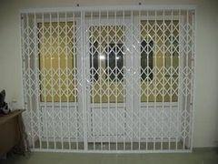 Решетка Решетка СтальТорм Пример 119 (на двери)