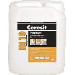 Грунтовка Грунтовка Ceresit IN 10 (10 л)