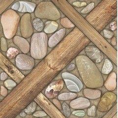 Плитка Керамогранит Belani Аризона 42х42 коричневый