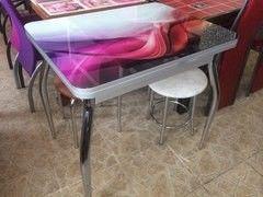 Обеденный стол Обеденный стол Stolmebel Модель 033