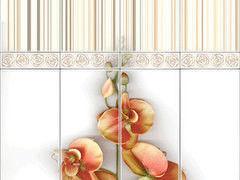 Панели ПВХ Панели ПВХ Vox Digital Print Orchidea Beige Deko