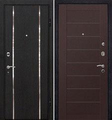 Входная дверь Входная дверь МеталЮр М8 темно-коричневый
