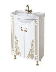 Мебель для ванной комнаты Bellezza Тумба с раковиной Венеция люкс 75 см
