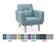 Кресло Кресло Signal Melia 1 (BLUVEL86)