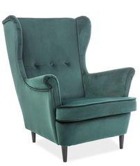 Кресло Кресло Signal Lord Velvet Bluvel 78 (зеленый)