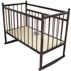 Детская кровать Кроватка Мишутка 1