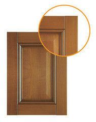 Мебельный фасад Мебельный фасад ЗОВ-Профиль Марсель 1 ПП Вишня