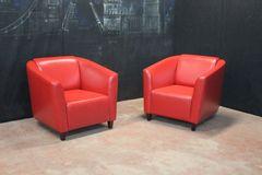 Кресло Divanta Кембридж (красный)