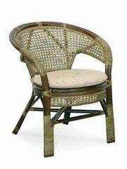 Кресло из ротанга Calamus Rattan 02/15B