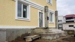 Лестница из бетона Монолит Пример 60