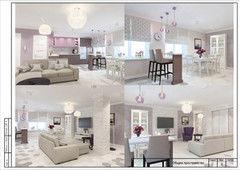 Дизайн квартир и коттеджей ComfortGarant Пример 8